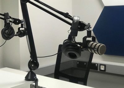 Granite Podcast Microphone